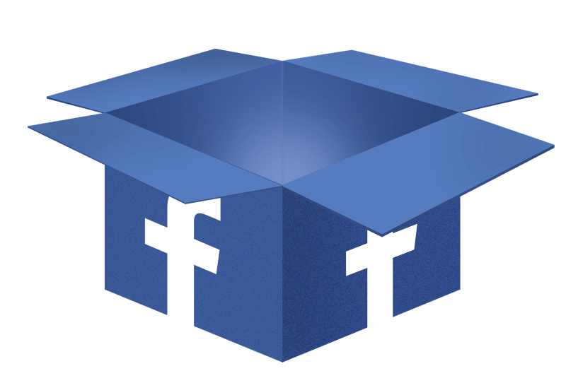 Facebook Stories: logo social