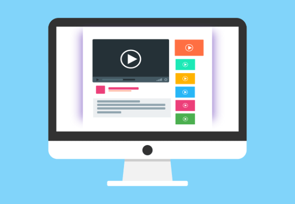 Email marketing e video