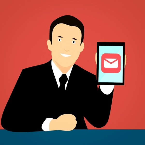 Email marketing per ristoranti con dispositivi mobile